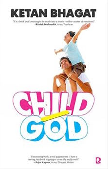 Ketan Bhagat Interview - Child/God Book