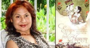 Tanushree Podder Interview - Escape from Harem Book