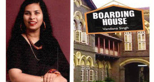 Vandana Singh Interview - Boarding House Book