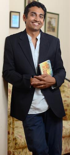 Adirath Sethi Interview - The Debt Collector`s Due Book