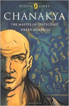 Deepa Agarwal Interview - Chanakya the Master of Statecraft Book