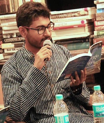 Harsh Snehanshu Interview - Green Mango More Book