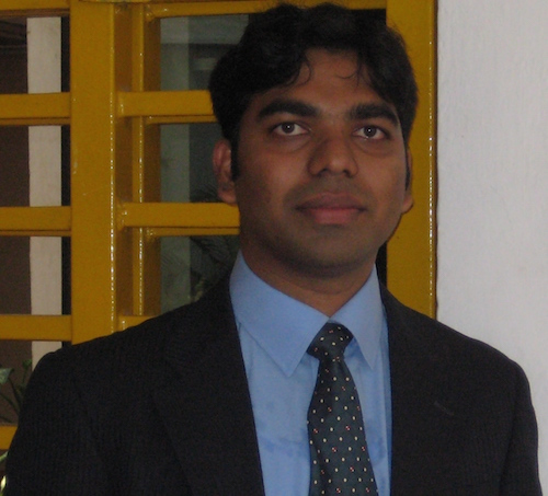 Krishna Kranthi Interview