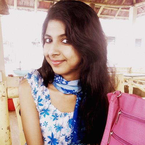 Purba Chakraborty Interview
