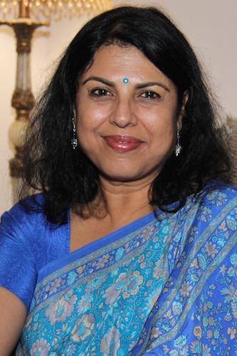 Chitra Divakaruni Interview