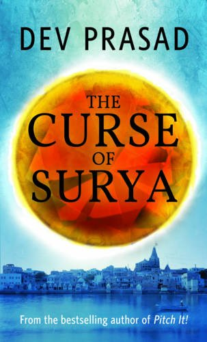 Dev Prasad Interview - The Curse of Surya Book