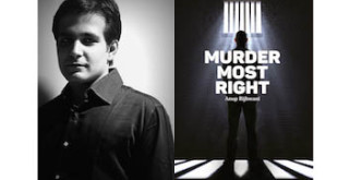 Anup Rijhwani Interview - Murder Most Right Book