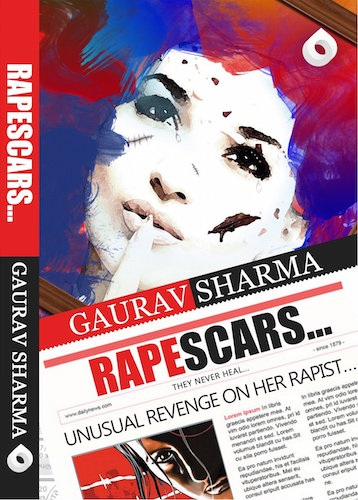 Gaurav Sharma Interview - Rapescars Book