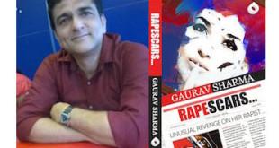 Gaurav Sharma Interview - Rapescars Book
