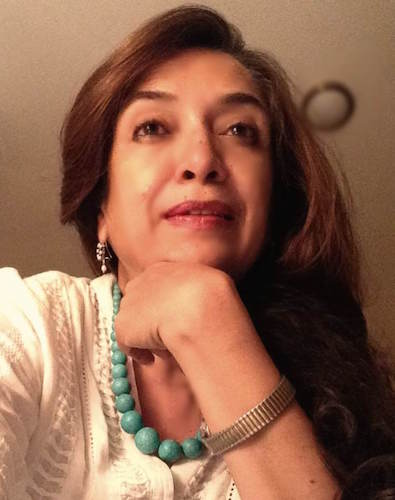 Pratima Kapur Interview - Borrowed Plumes Book