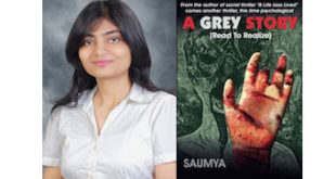 Saumya Misra Interview - A Grey Story Book