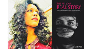 Savita Nair Interview - Tell Me Your Real Story Book