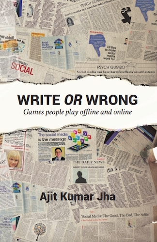 Ajit Jha Interview - Write or Wrong Book