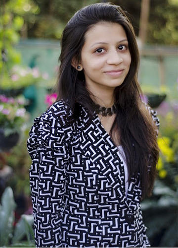 Interview With :   Chaitali Bangre, Author of Way to Fall in Love and Dreams