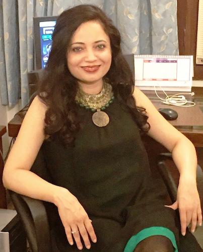 Anupama Garg Interview - The Tantric Curse Book
