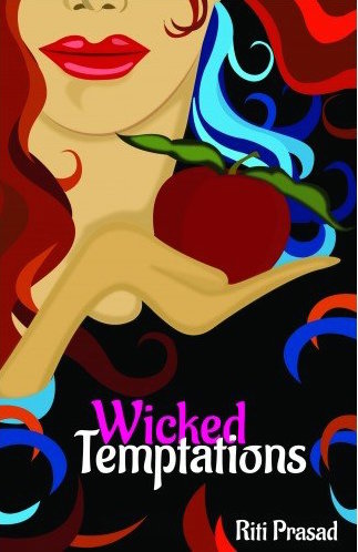 Riti Prasad Interview - Wicked Temptations Book