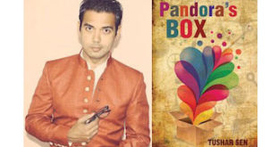 Tushar Sen Interview - Pandora's Box Book