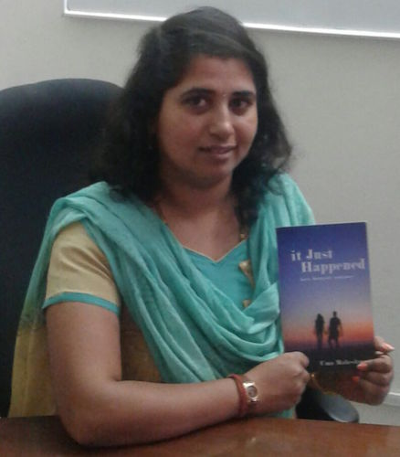 Uma Maheswari Interview - It Just Happened Book