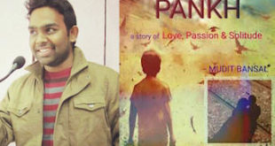 Mudit Bansal Interview - Pankh Book
