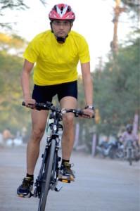 CA Tarun Mahajan Interview - My Marathon Book