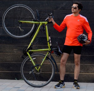 CA Tarun Mahajan Interview - My Marathon Book