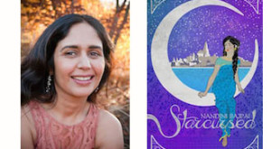 Nandini Bajpai Interview - Starcursed Book