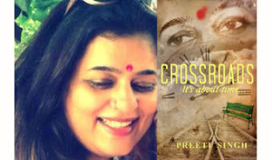 Preeti Singh Interview - Crossroads Book