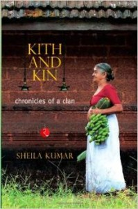 Sheila Kumar Interview - Kith and Kin Book