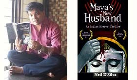 Neil D'Silva Interview - Maya`s New Husband Book