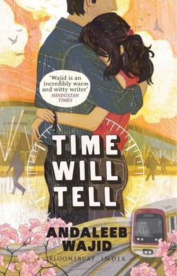Andaleeb Wajid Interview - Time Will Tell Book of The Tamanna Trilogy
