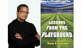 Vinay Kanchan Interview - Lessons from The Playground Book
