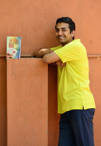 Adirath Sethi Interview - The Debt Collector`s Due Book