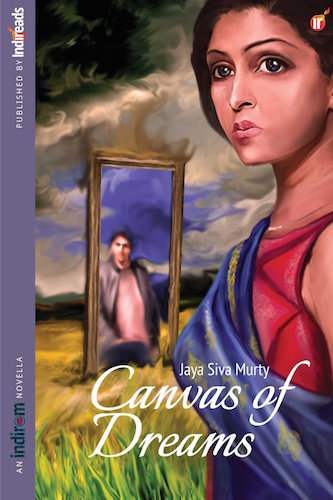 Jaya Murty Interview - Canvas of Dreams Book