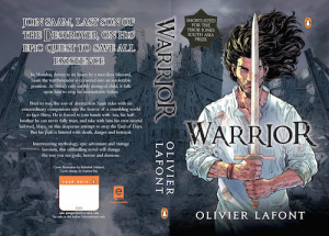 Olivier Lafont Interview - Warrior Book