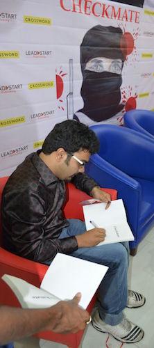 Hrishikesh Joshi Interview - Checkmate Book