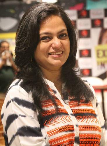 Amrita Mukherjee Interview