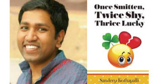 Sandeep Kothapalli Interview