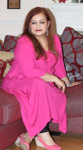 Sangeeta Bahadur