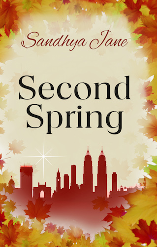 Sandhya Jane Interview - Second Spring Book