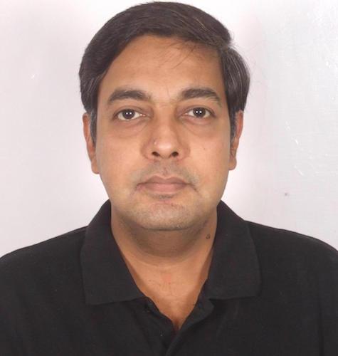 Dev Prasad Interview - The Curse of Surya Book