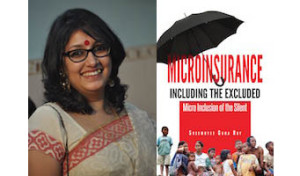Sreemoyee Guha Roy Interview - Microinsurance Including the Excluded Book