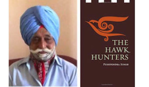 Pushpendra Singh Interview - The Hawk Hunters Book