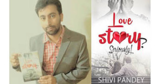 Shivi Pandey Interview - Love Story? Seroiusly! Book
