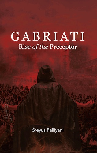 Sreyus Palliyani Interview - Gabriati Rise of the Preceptor Book