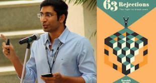 Kaushik Mudda Interview - 63 Rejections Book