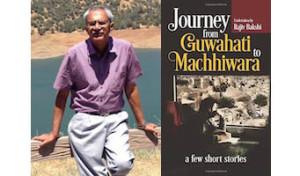 Rajiv Bakshi Interview - Journey from Guwahati to Machhiwara Book