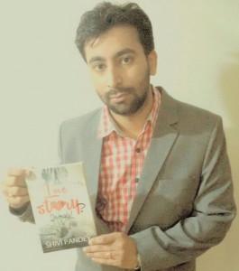 Shivi Pandey Interview - Love Story? Seroiusly! Book