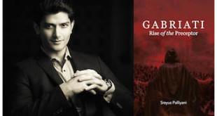 Sreyus Palliyani Interview - Gabriati Rise of the Preceptor Book