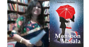 Sulagna Chaudhury Interview - Monsoon Masala Book