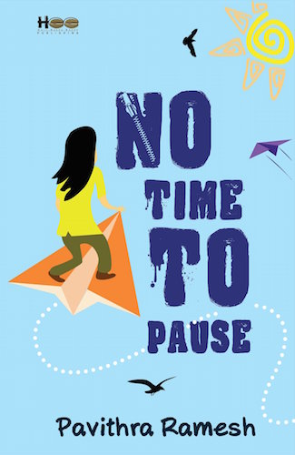 Pavithra Ramesh Interview - No Time to Pause Book